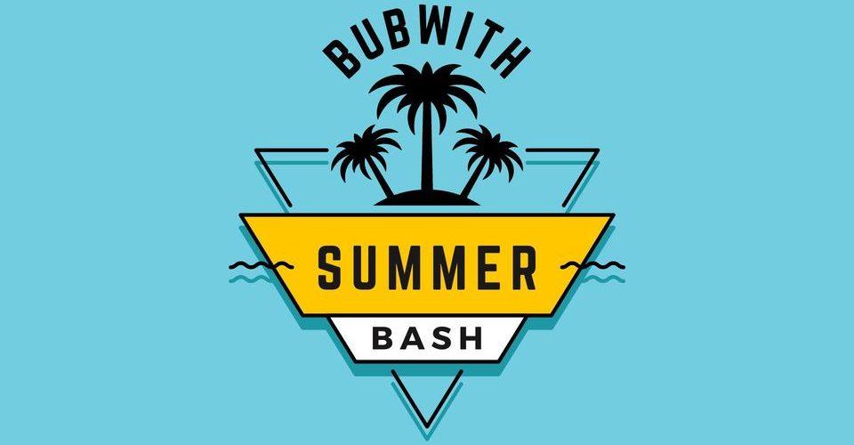 2021 Bubwith Summer Bash logo